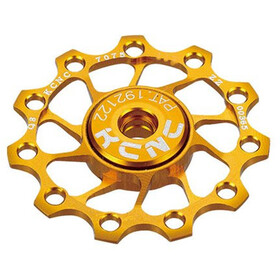 KCNC Ultra Jockey Wheel 12T SS Bearing, Dorado